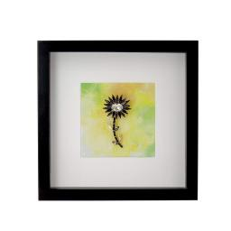 Picture Frame Jet Flower