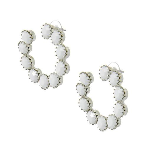 Aspect Hoop Earrings