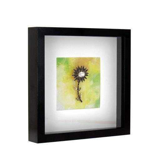 Picture Frame Jet Flower