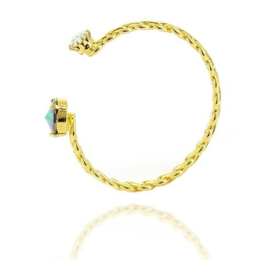 Orla Gold Bangle