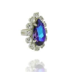 Adriana Bermuda Blue Ring