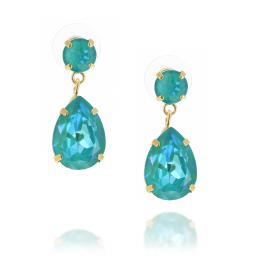 Mini Angelina Shimmering Earrings