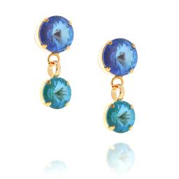 2 tier blue drop krystal london crystal earring side on.jpg