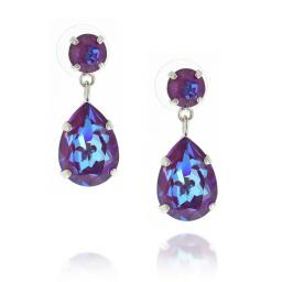 mini angelina earring purple front on crystal .jpg