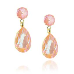 side on orange Shimming anglina earrings krystal.jpg