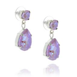 mini angelina earrings purple crystal far side on.jpg