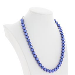 Comstic Blue Pearl Necklace Krystal far side on London .jpg.jpg