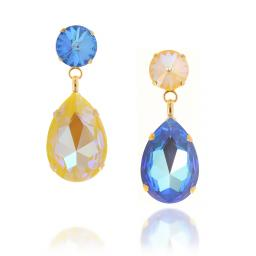 front on shimming blue and yellow paradox anglina earrings krystal.jpg