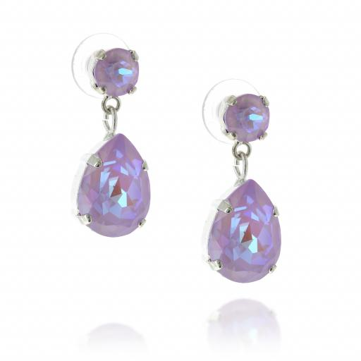 mini angelina earrings purple crystal side on.jpg