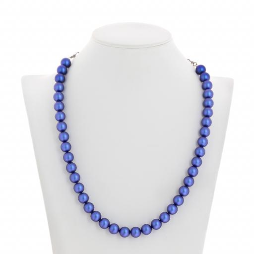 Comstic Blue Pearl Necklace Krystal front on London .jpg.jpg