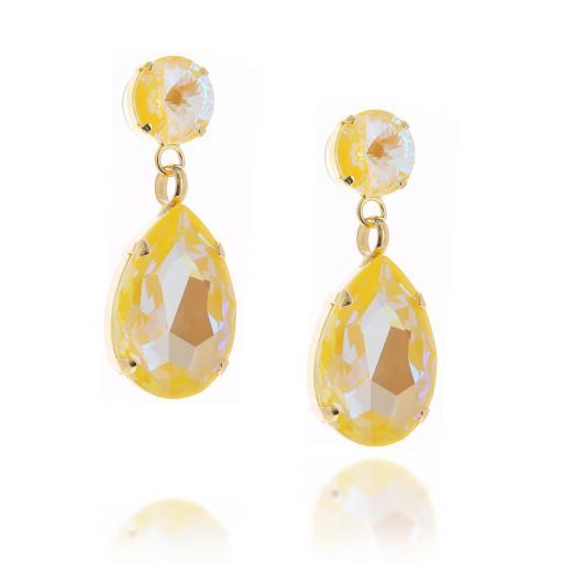 side on shimming yellow  anglina earrings krystal.jpg.jpg