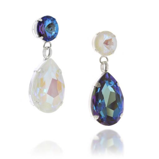 angelina paradox earrings blue and light grey far side on.jpg