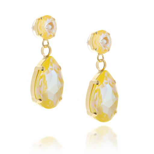 Far on shimming yellow  anglina earrings krystal.jpg.jpg