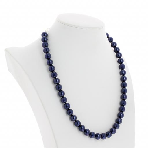 Lapis Blue Pearl Necklace Krystal pearls far side on London_.jpg