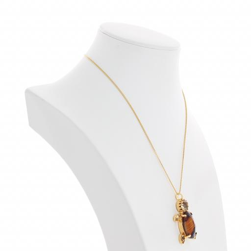 Turtle topaz necklace agate krystal london far side on.jpg