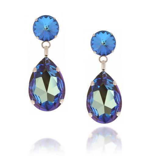 angelina army Delight earrings blue front on.jpg