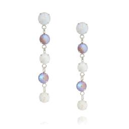 5 Tier rovoli earrings Hina light rain drops far krystal london Front on.jpg