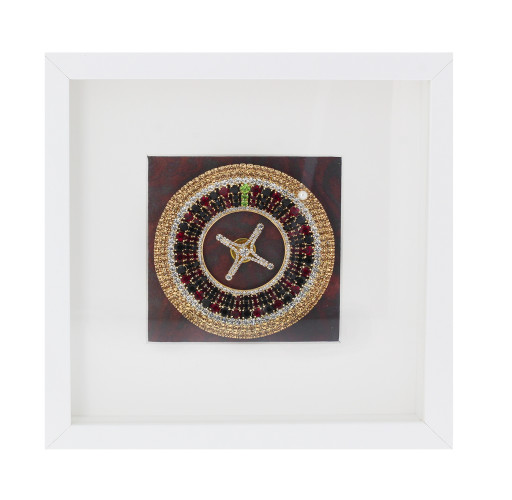 Krystal london roulette turntable spinner cassino picture frame.jpg