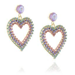 large drop statment heart earrings multi coloured side on.jpg