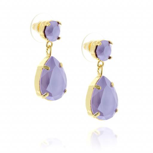 mini angelina crystal Liac gold earrings crystal far side on.jpg