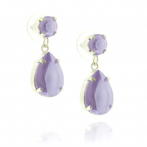 mini angelina crystal Liac silver earrings crystal side on.jpg