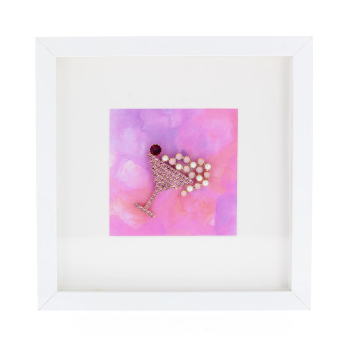 Krystal london cherry champagne pink purple picture frame front on.jpg