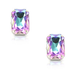 Purple Raing Krystal London Mens Cuff links Front on.jpg