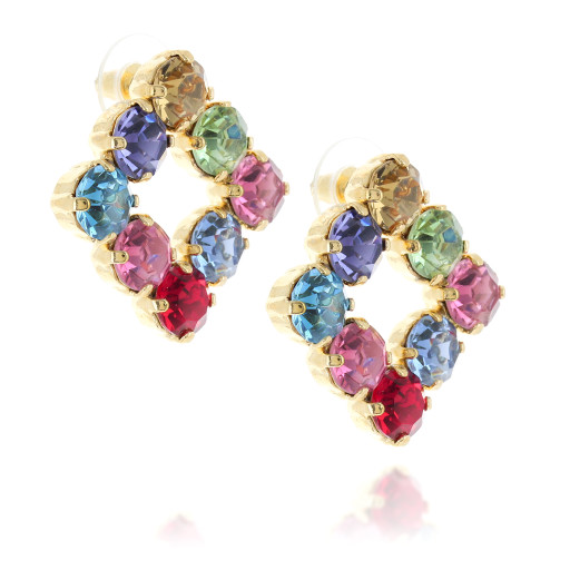 diamond sqaure earrings multi coloured side on.jpg
