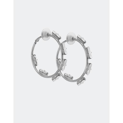 Isabella Hoop Earrings