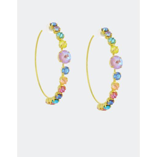 Mega Harriet Hoop Earrings
