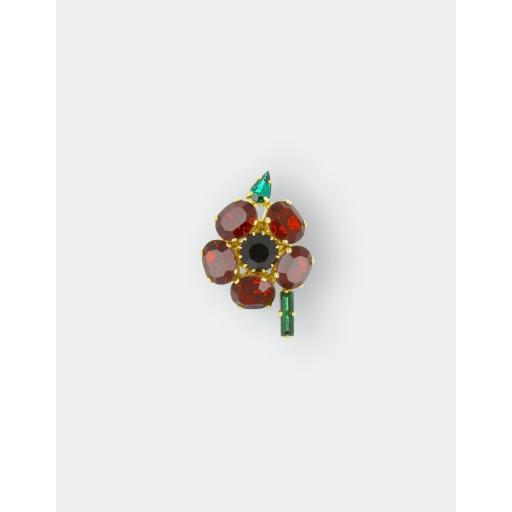 Poppy Lapel Pin