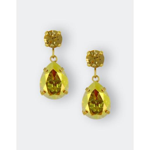 Mini Angelina Metallic Earrings
