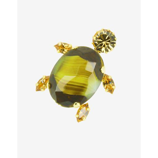 Snappy Turtle Lapel Pin