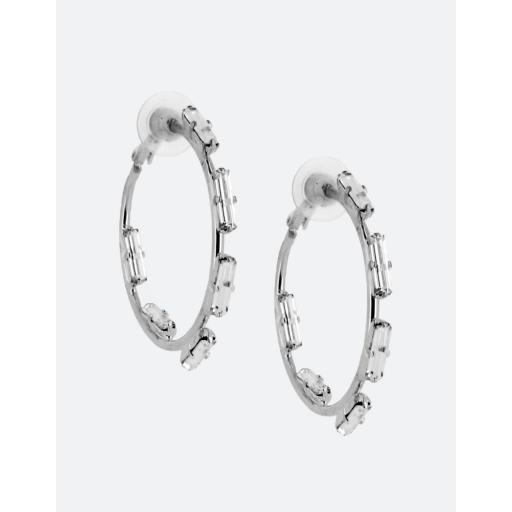 Isabella Hoop Earrings