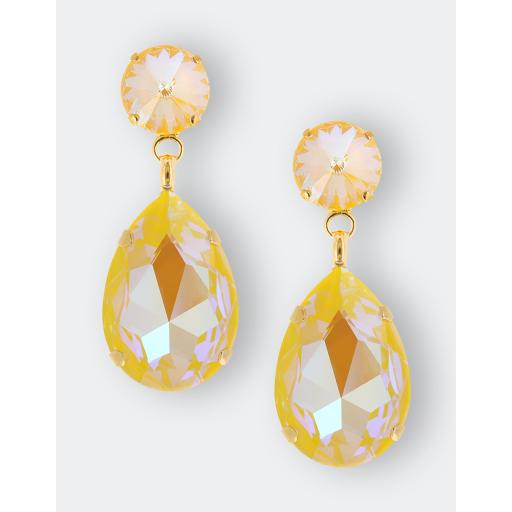 Angelina Shimmering Earrings