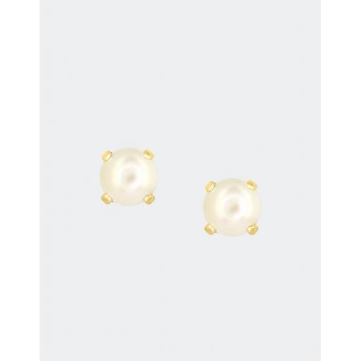 Aubree Pearl Earrings