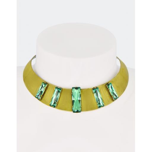 Vintage Laurin Collar - Erinite